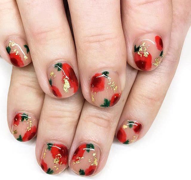 Pinky Nails
