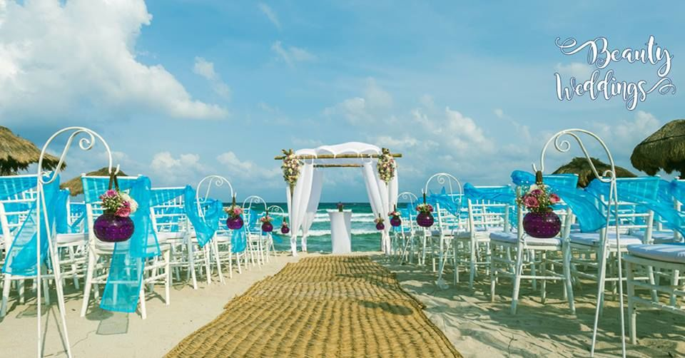 Beautyweddings Ceremonia en la Playa