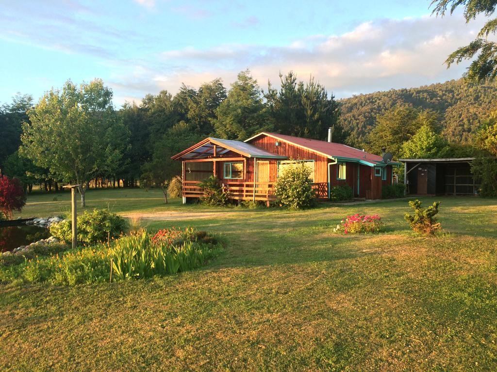 Lodge y cabañas vista hermosa
