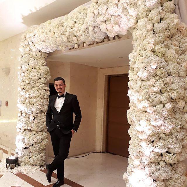 Christian Velez  floral concept