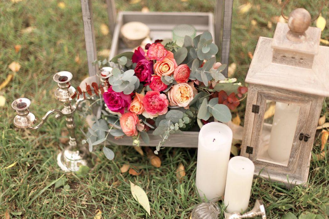 Студия декора и флористики Grass'N'Roses