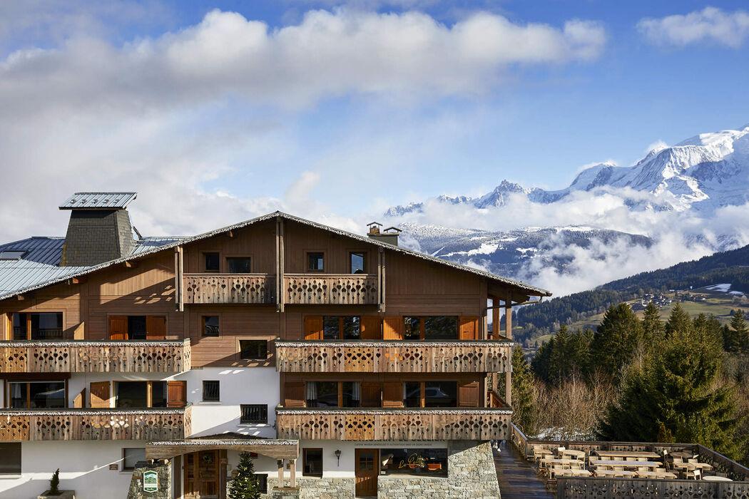Chalet Alpen Valley Mont-Blanc****