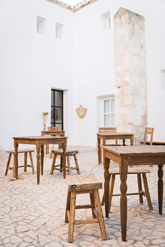 Torre Vella - Fontenille Menorca