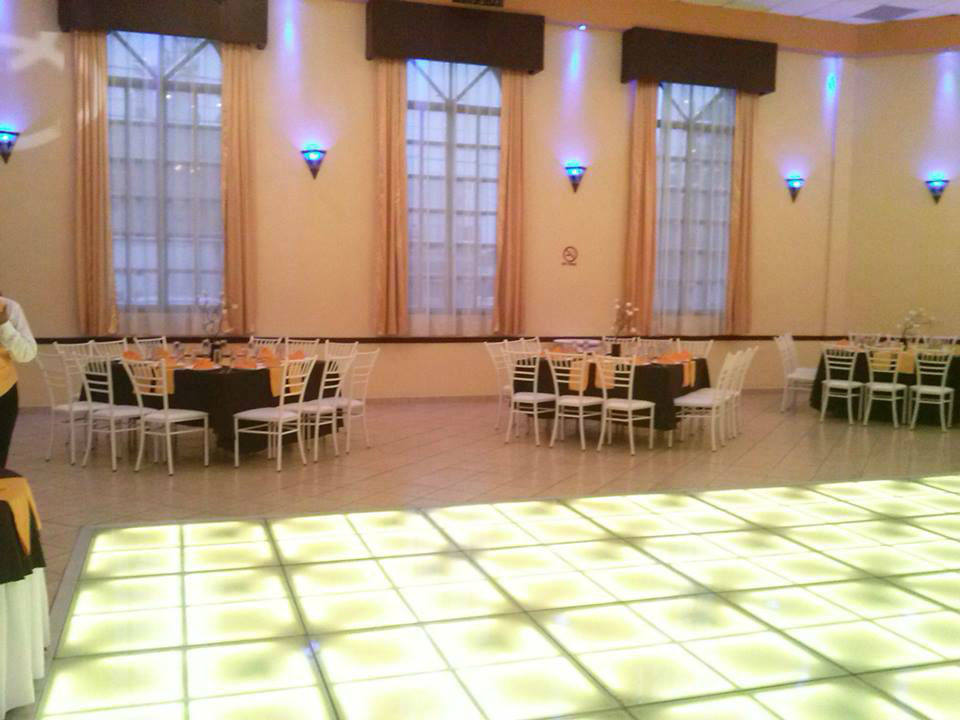 Salon Liberty Hall en Guadalajara.