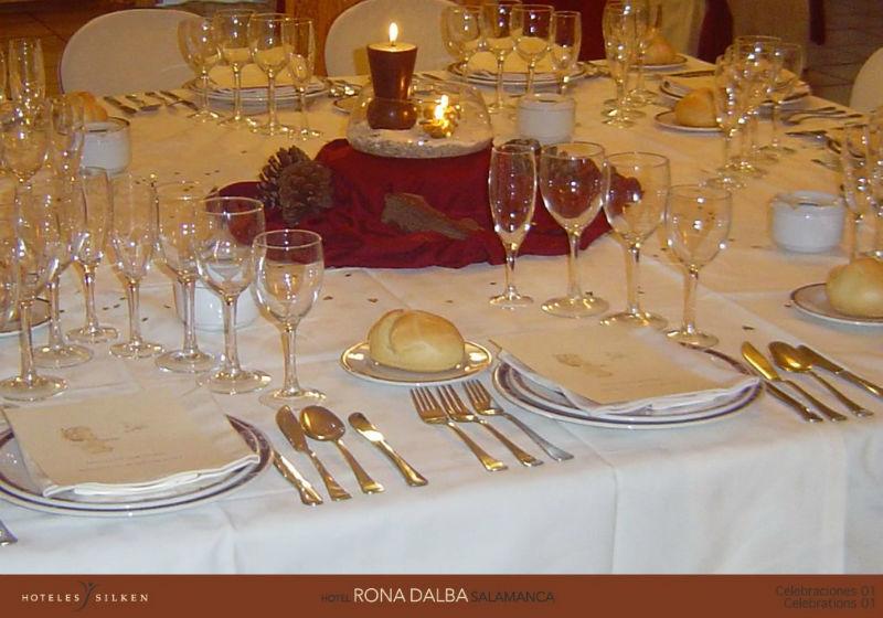 Hotel Silken Rona Dalba Salamanca