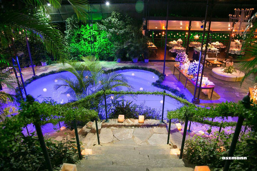 Quinta do Chapecó - um espaço Bluemoon