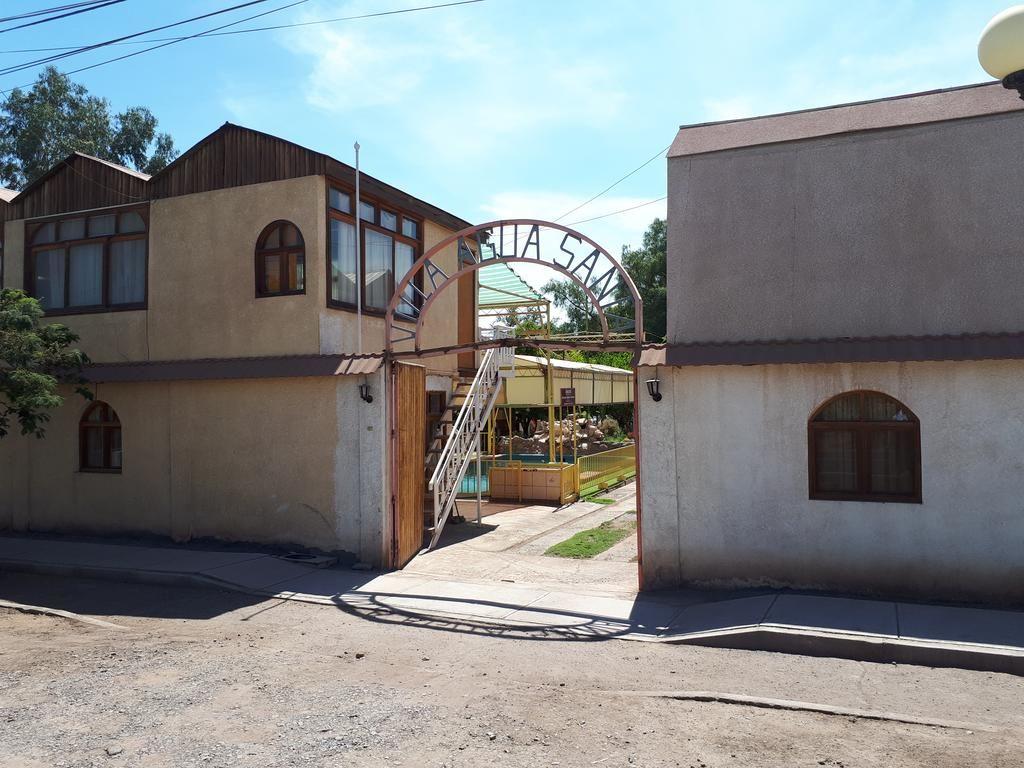 Hotel Agua Santa