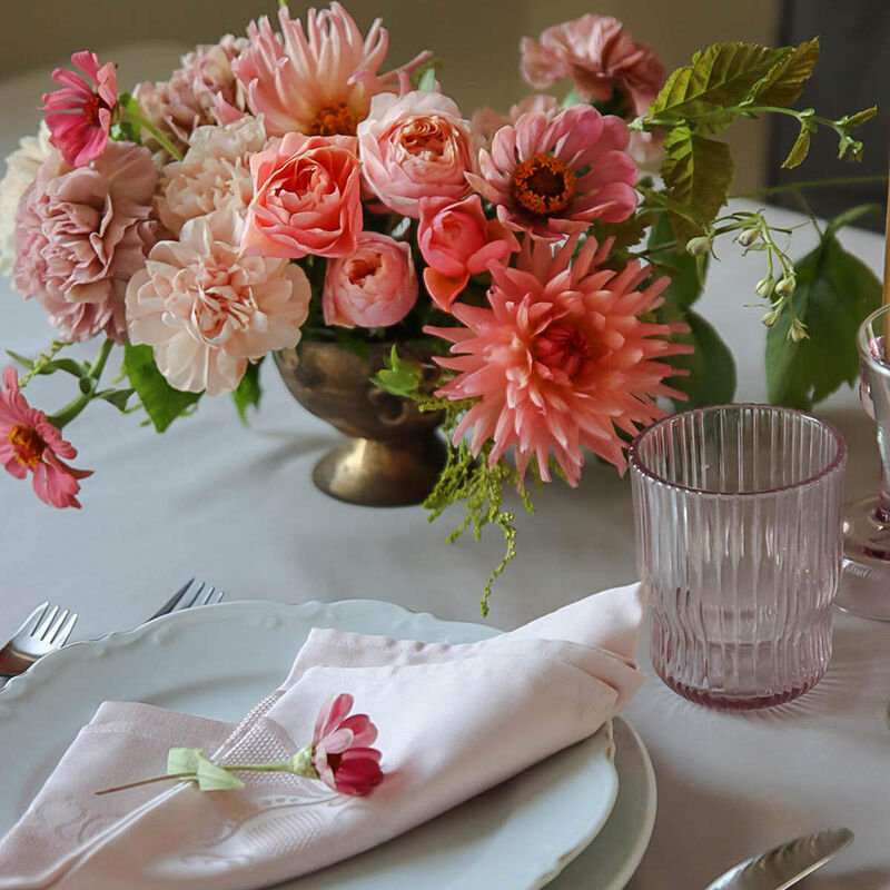 Rose Flamingo