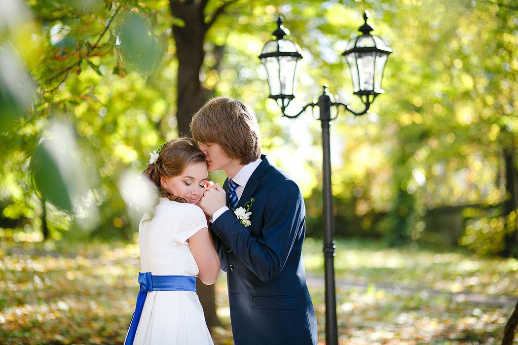 Свадебный образ, макияж и укладка