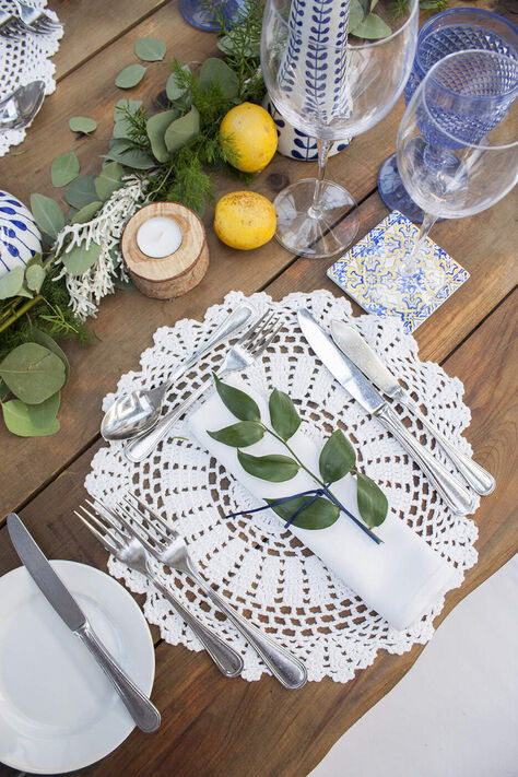 Casa do Marquês | Catering | Espaços | Decoração