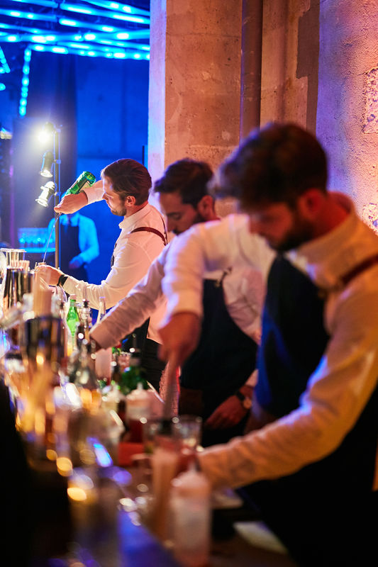 Animaux Events, cocktails