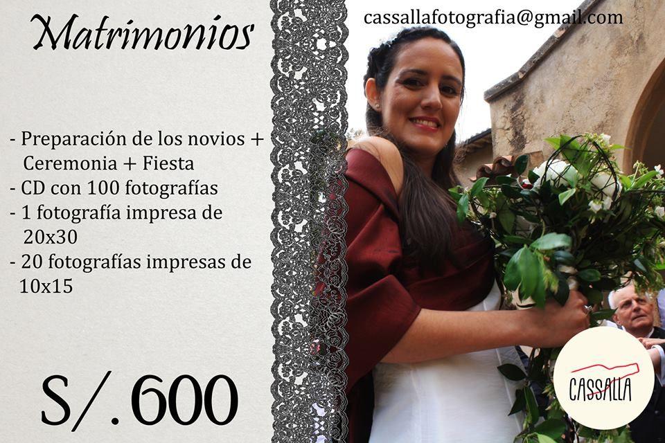 Cassalla - Fotografía de Eventos