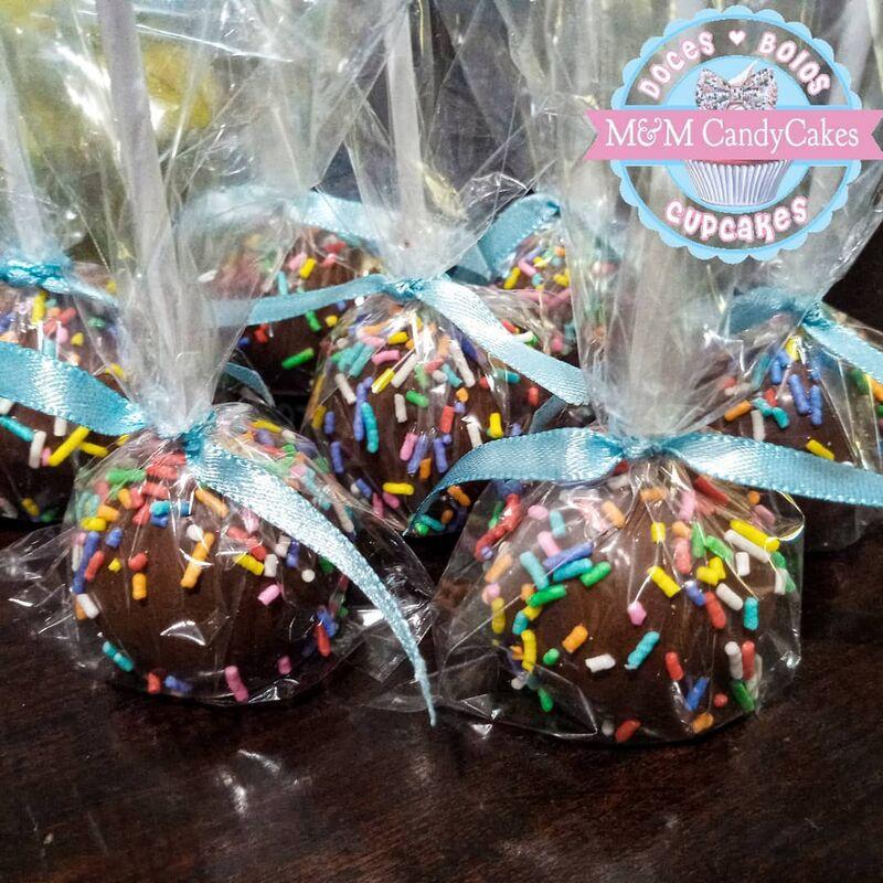 M&M CandyCakes