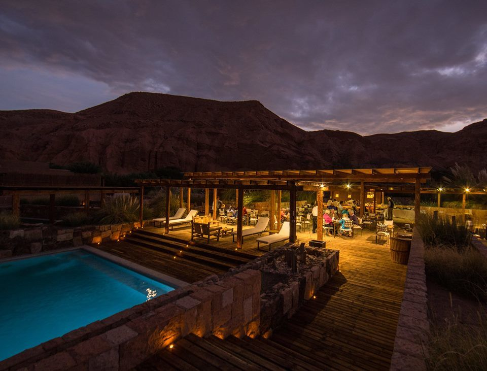 Alto Atacama Desert & Lodge Spa