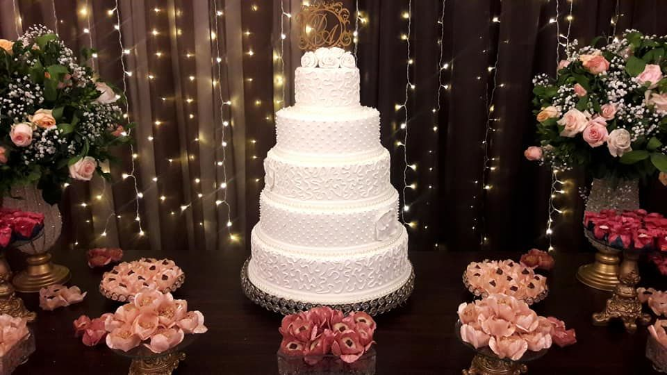 Cake Recepções