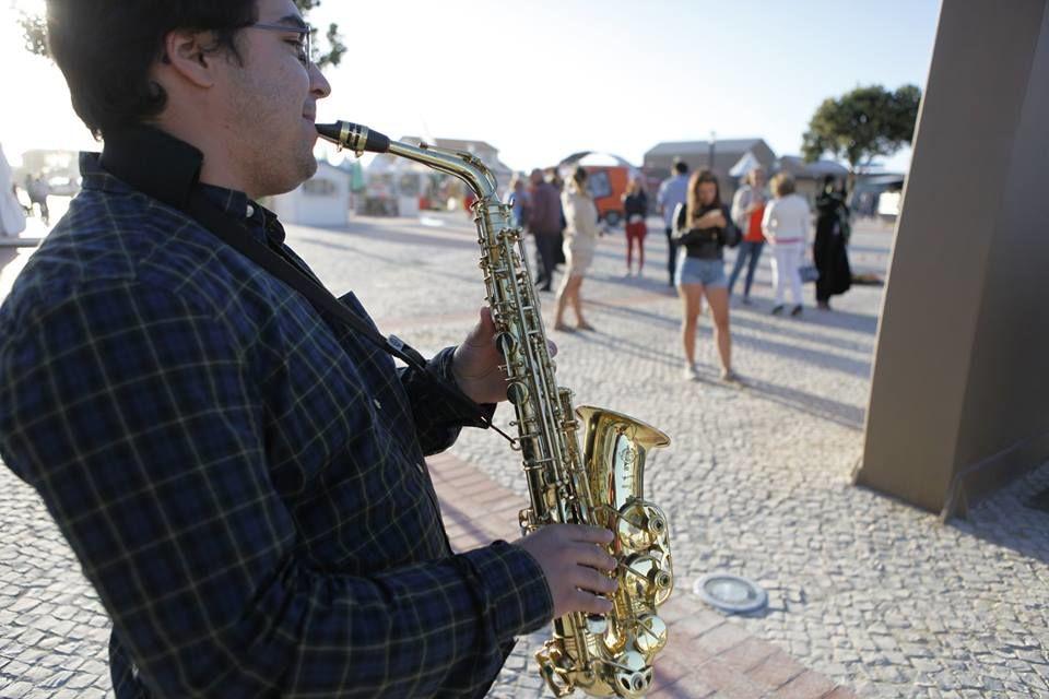 Saxofonista Nuno Cipriano Eventos
