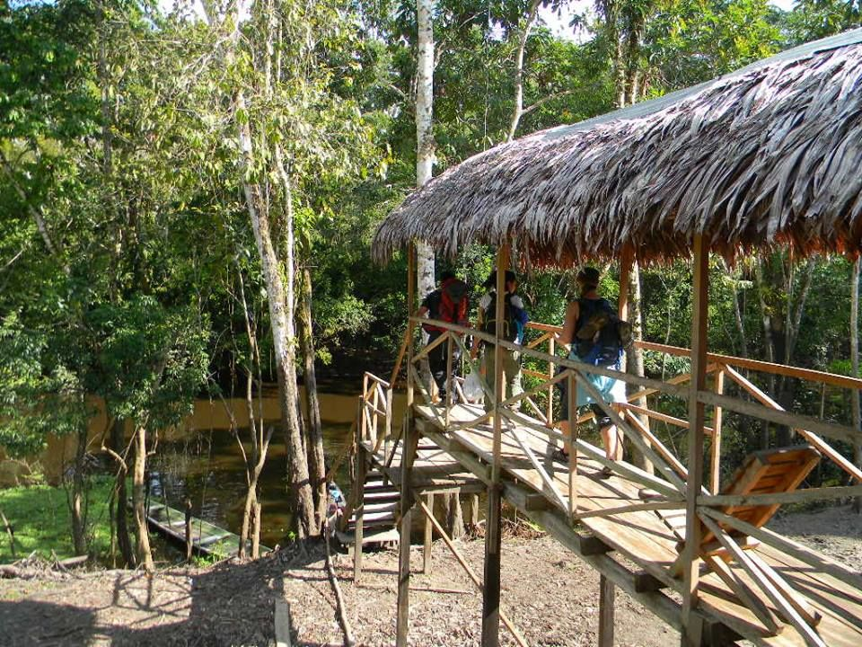 Jacamar Lodge Expeditions