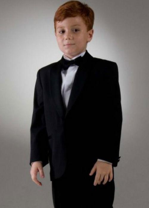 Black Tie Kids - Daminha e Pajem