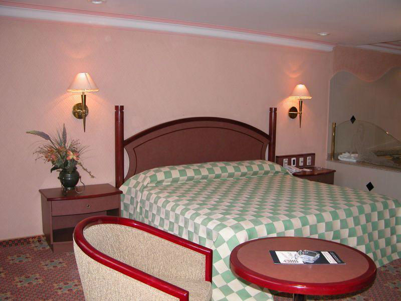 Hotel Mónaco en la Ciudad de México
