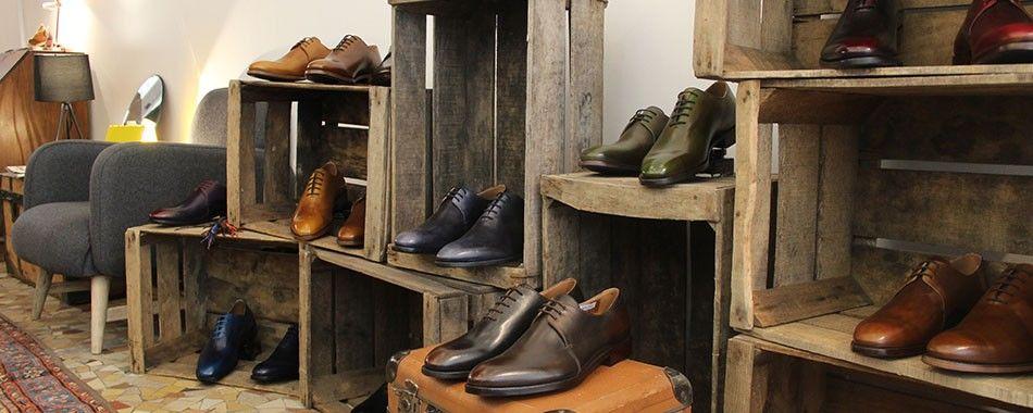 Le showroom Shoe Up