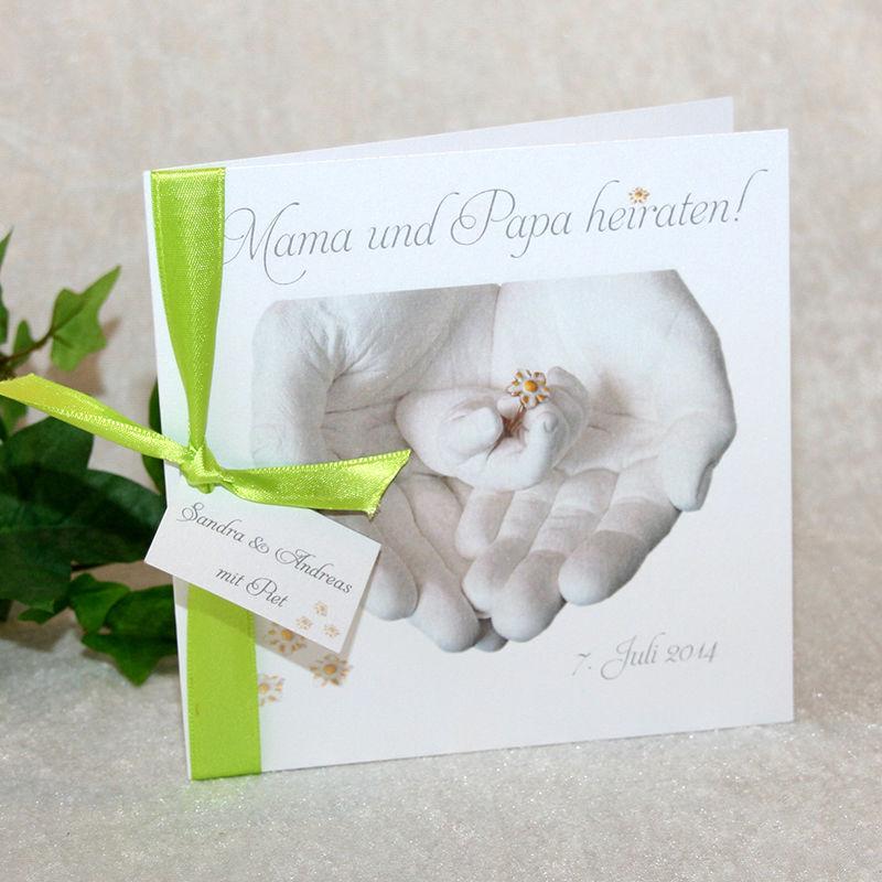 Cela-Design Hochzeitseinladungen