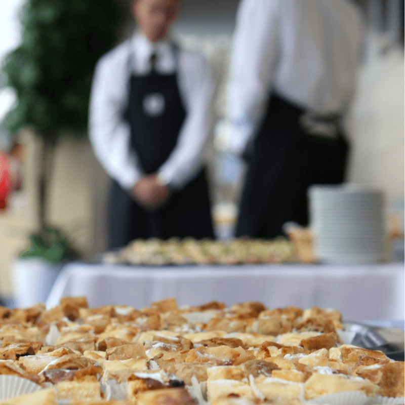Al Lío Catering & Experience - Restaurante Green Marta