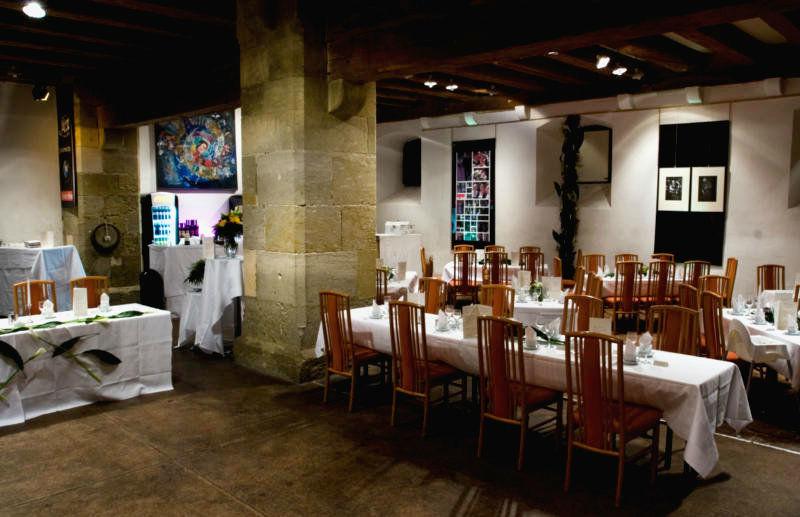 Beispiel: Räumlichkeiten für Ihre Hochzeit, Foto: Leerer Beutel.