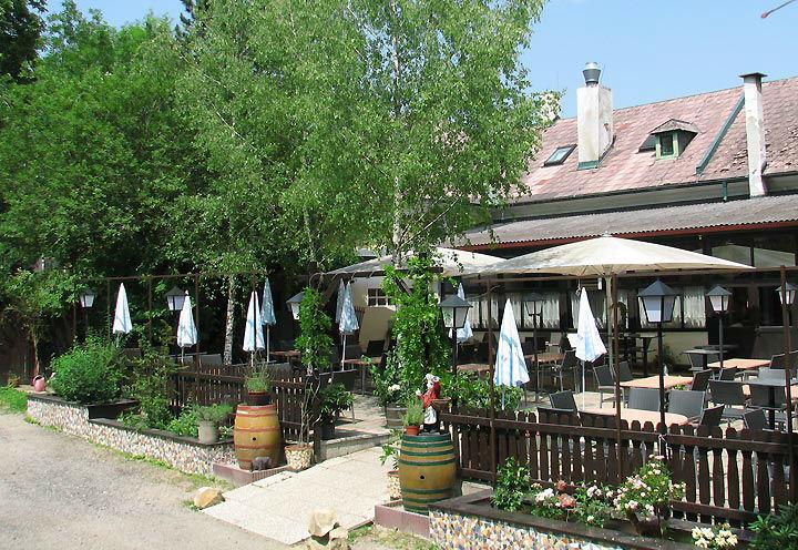 Beispiel: Gastgarten, Foto: Restaurant Schottenhof.