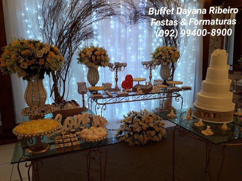 Buffet Dayana Ribeiro Festas & Formaturas