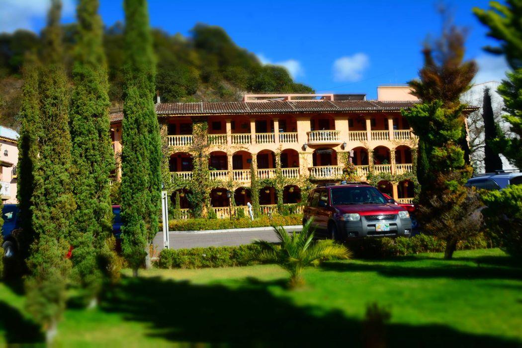 Hotel El Buen Samaritano