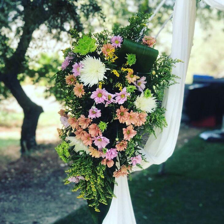 La Victoria, Arte Floral