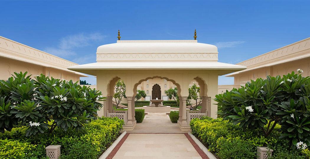 The Oberoi Sukhvilas, New Chandigarh