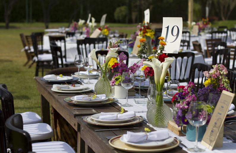 Sorprende a tus invitados con una boda creativa