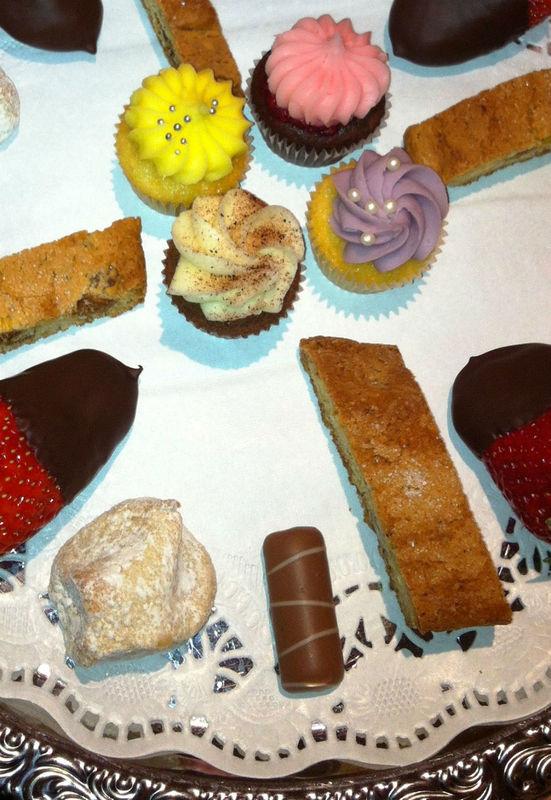 Beispiel: Süßes für die Sinne, Foto: Hotel Hirschen.