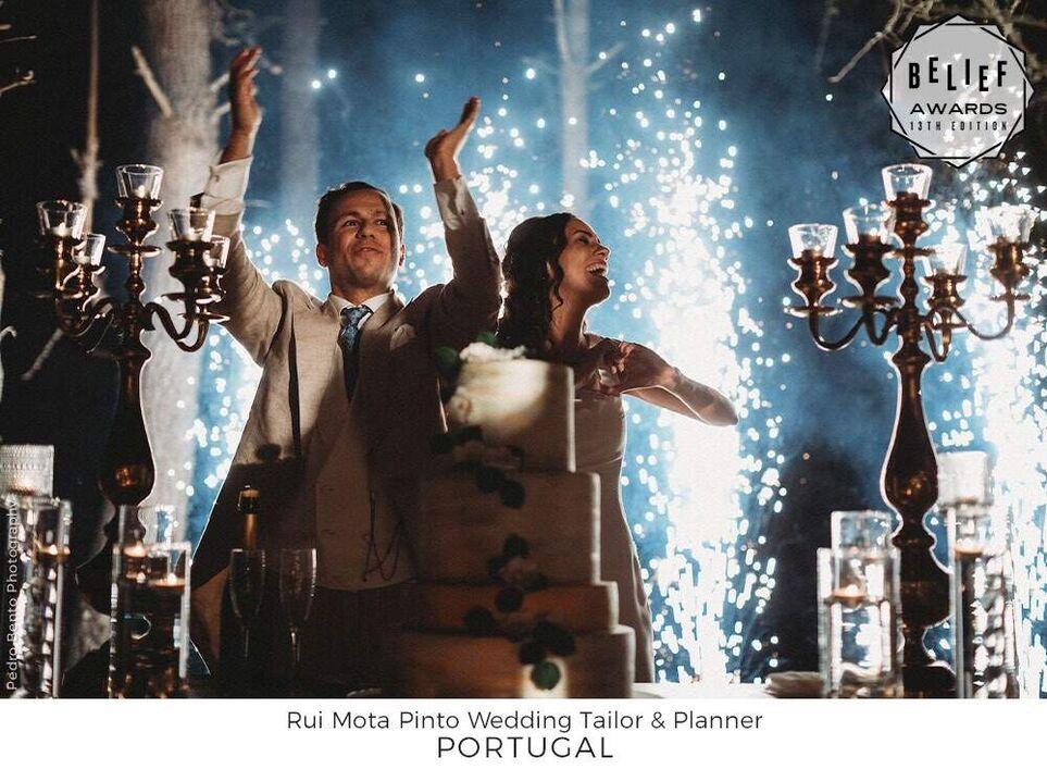 Wedding Tailor & Planner Rui Mota Pinto