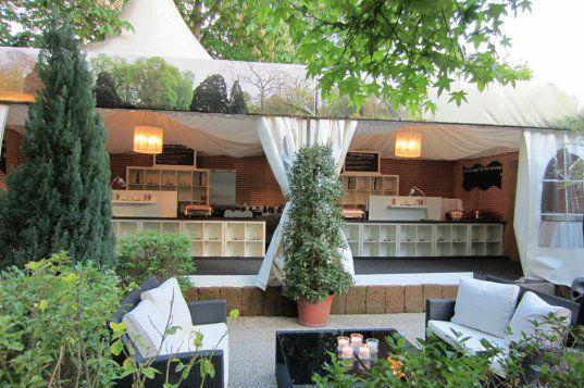 VIP Pavillon im Luisenpark Mannheim - Events & Morr