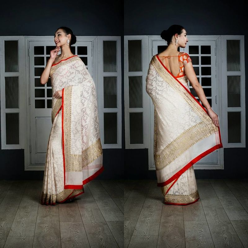 Tamanna World for sarees and western wear