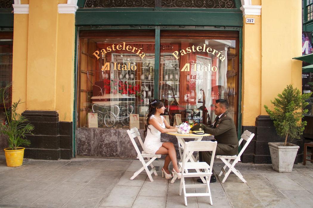 Modo Cafe en el Callao Monumental