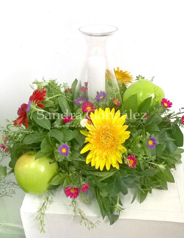 Sandra González Decoración de Celebraciones-Flores