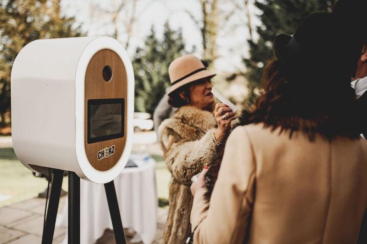 Cheerz Photobooth - Livraison partout en France