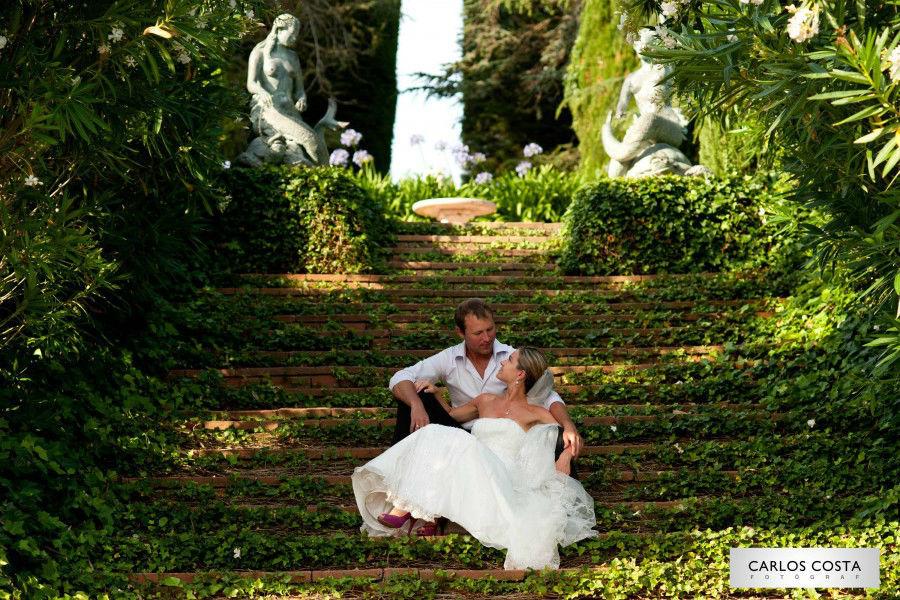 Escalera Jardin