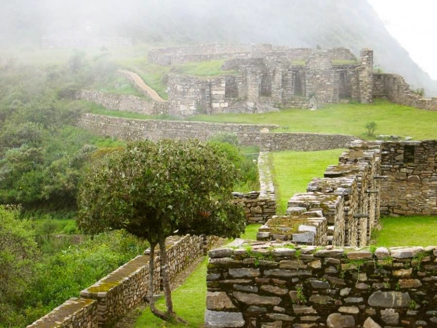 Tour in Perú
