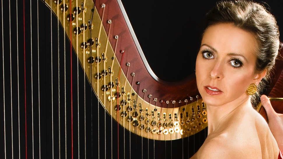Harfe - Ekaterina