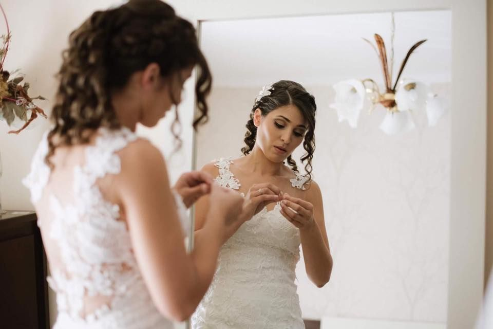 Diana Neves Wedding Make Up