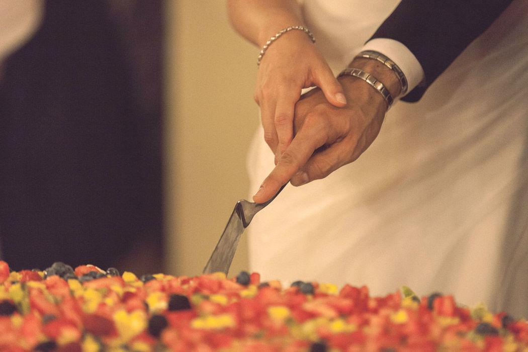 La tua torta nuziale creata dal ns Chef