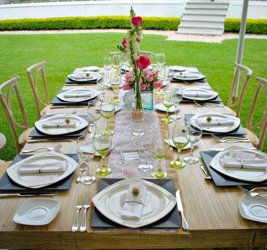 MaríadelMar&Jesús Coordinación: Elsa Bohorquez Wedding & Event Planners Diseño y Ambientación:TOT Jardín Cuernavaca, Morelos Foto: Alejandro Garduño