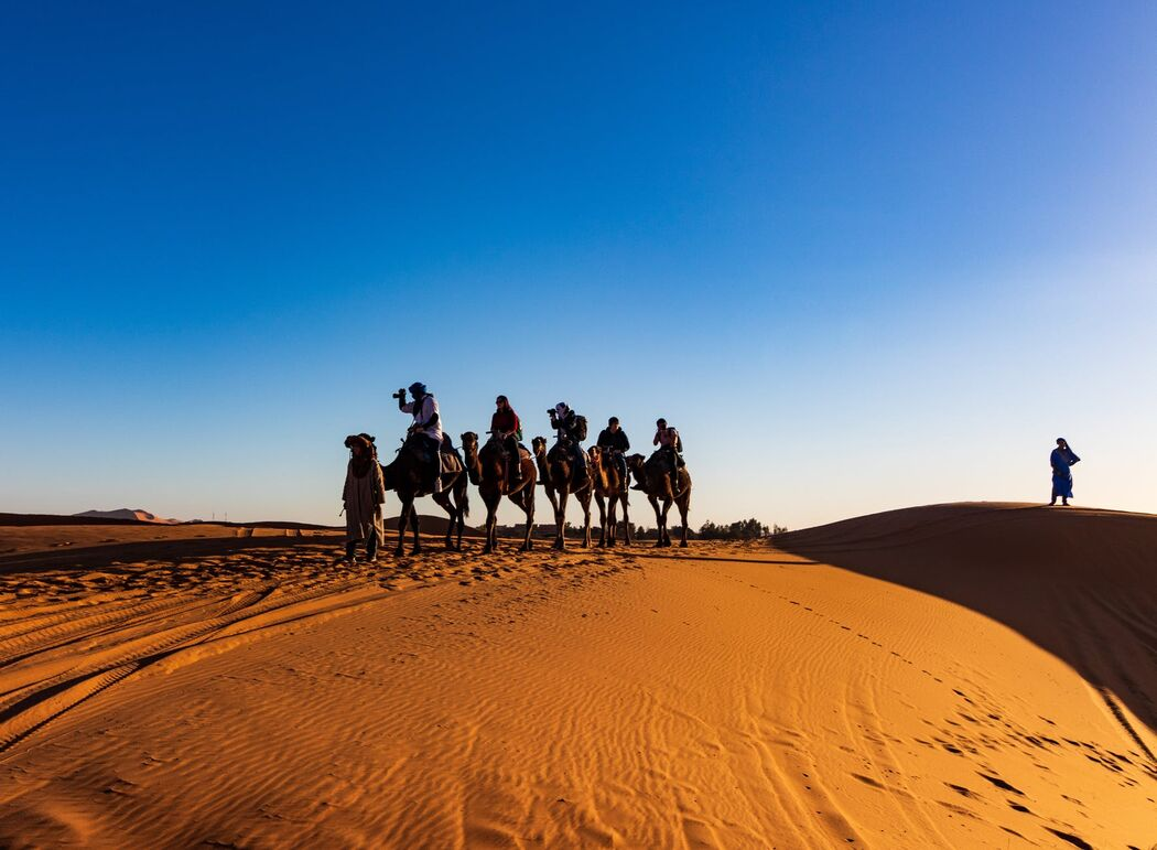 Luxury Tours Morocco