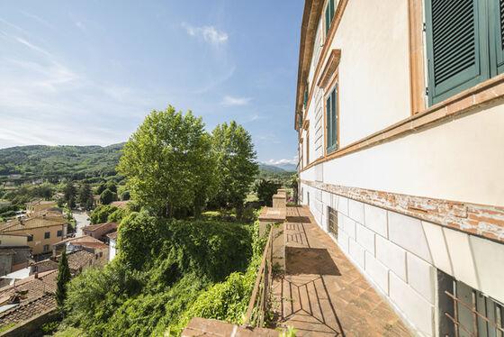 Villa del castello
