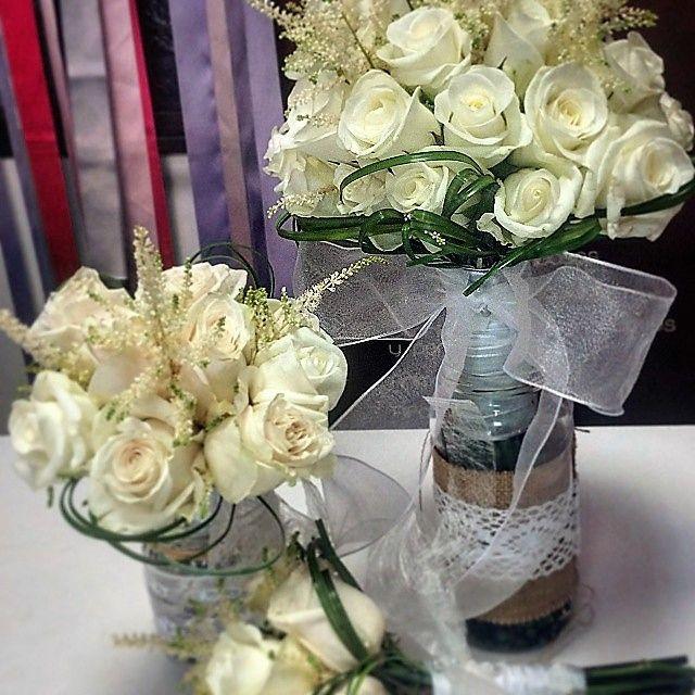 Bouquet y dúplica rosas kito