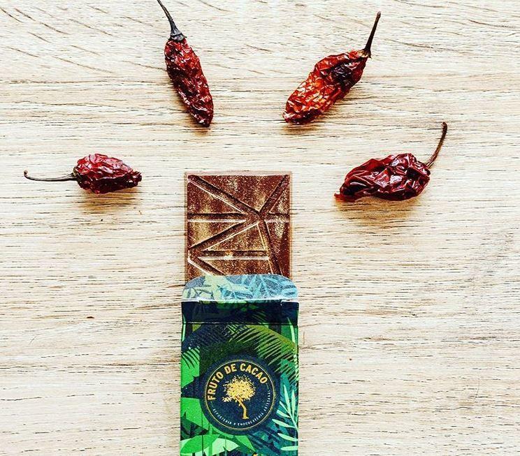 Fruto de Cacao